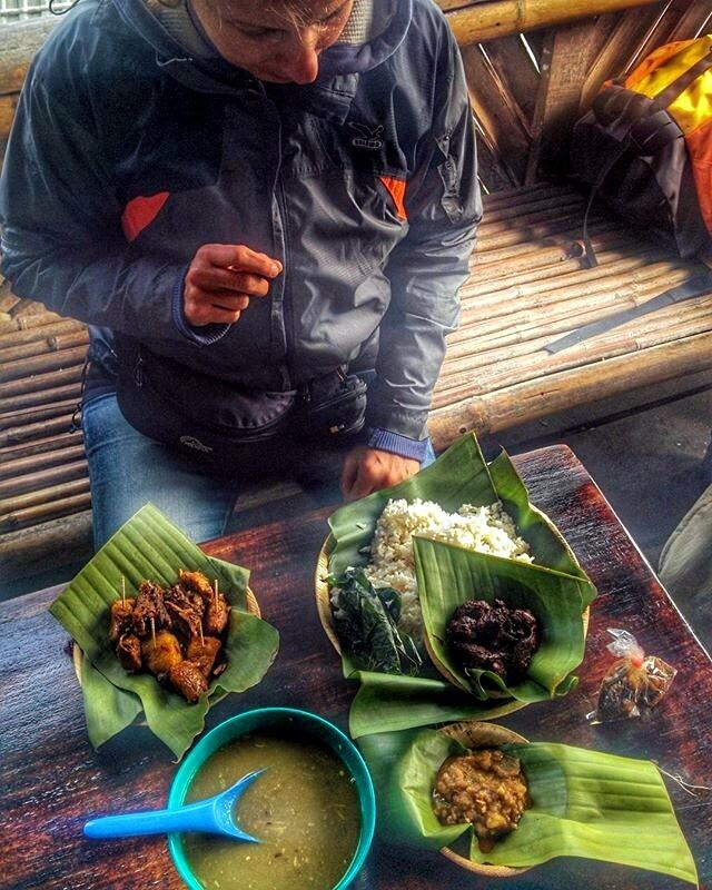 Smoked Pork Naga style