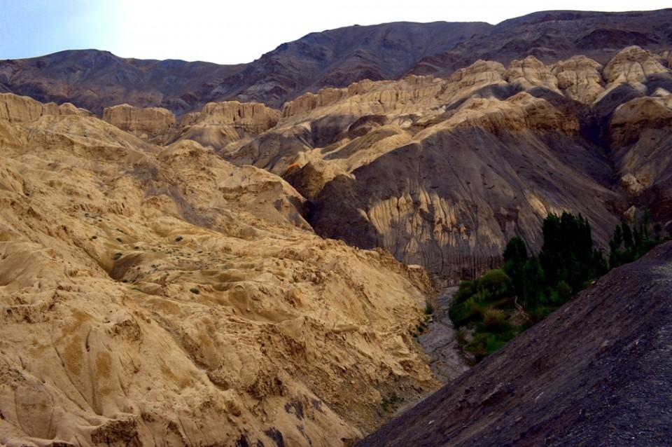 Landscape of Lamayuru