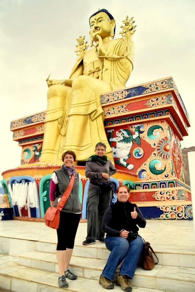 Maitreya Buddha at Likir