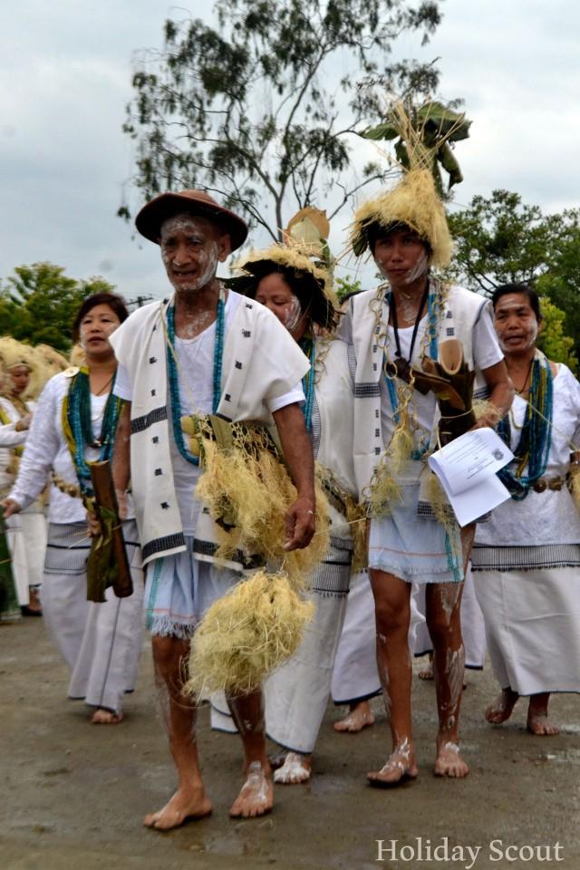 Mopin Festival in Aalo, Arunachal