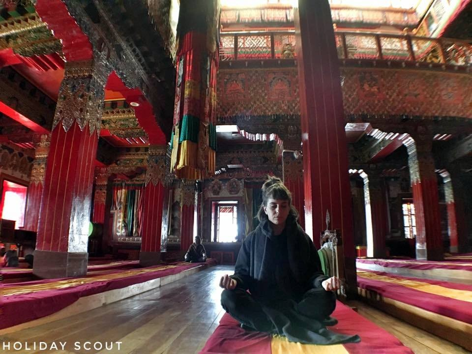 Khinmey Monastery, Tawang