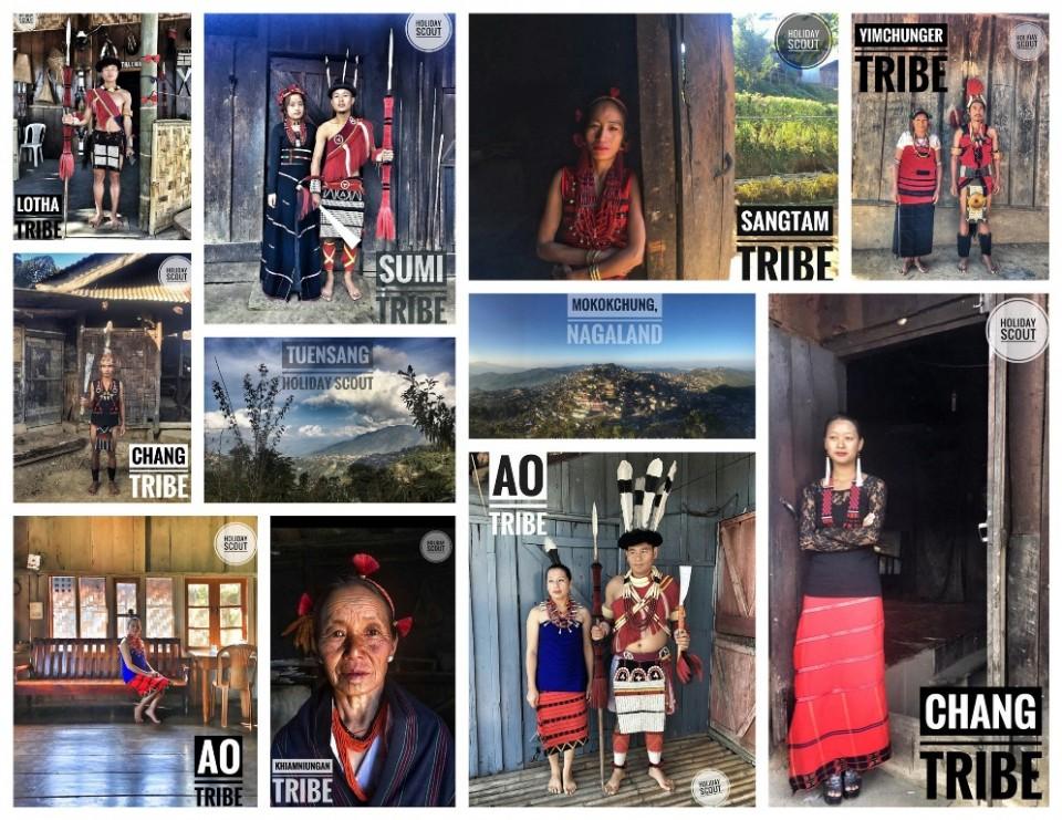 Cultual Heritage Photography Tour, Nagaland, Dec-2016