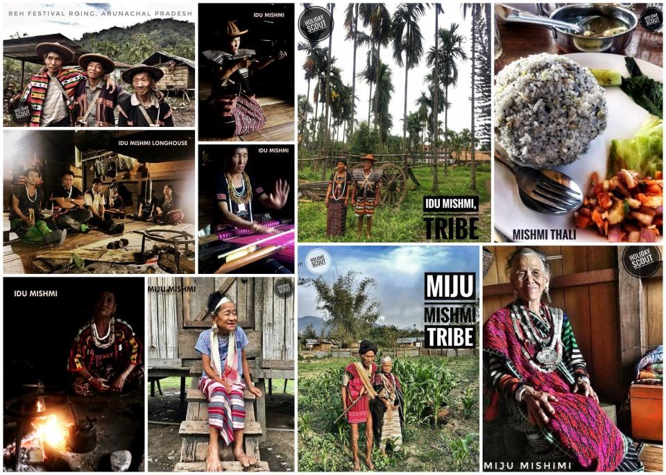Among the Miju and Idu Mishmi Tribes