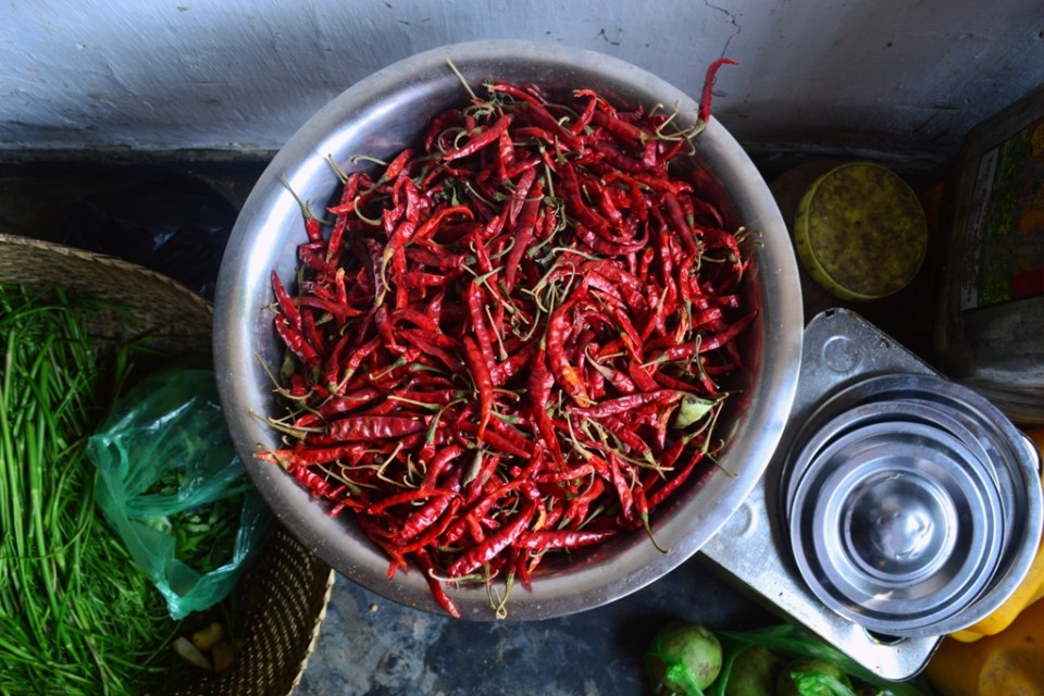 Chillies add zing to Manipuri dishes