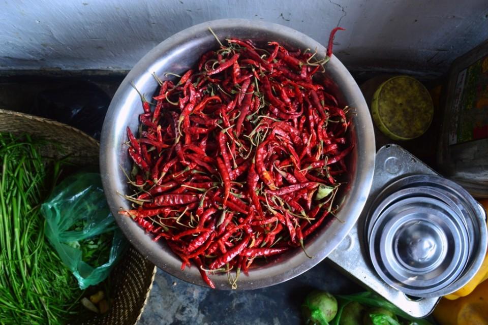 Chillies add zing to Manipuri dishes