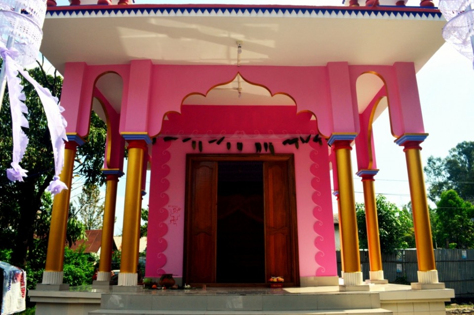 Ramakrishna Temple, Singjamei Imphal