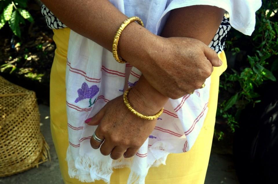 Bracelets with lovely workmanship