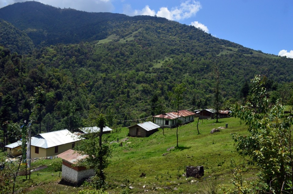 Mukto Village, Tawang District