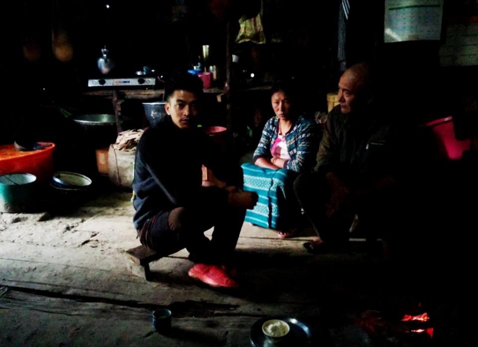 Storytelling with Sangey Norbu