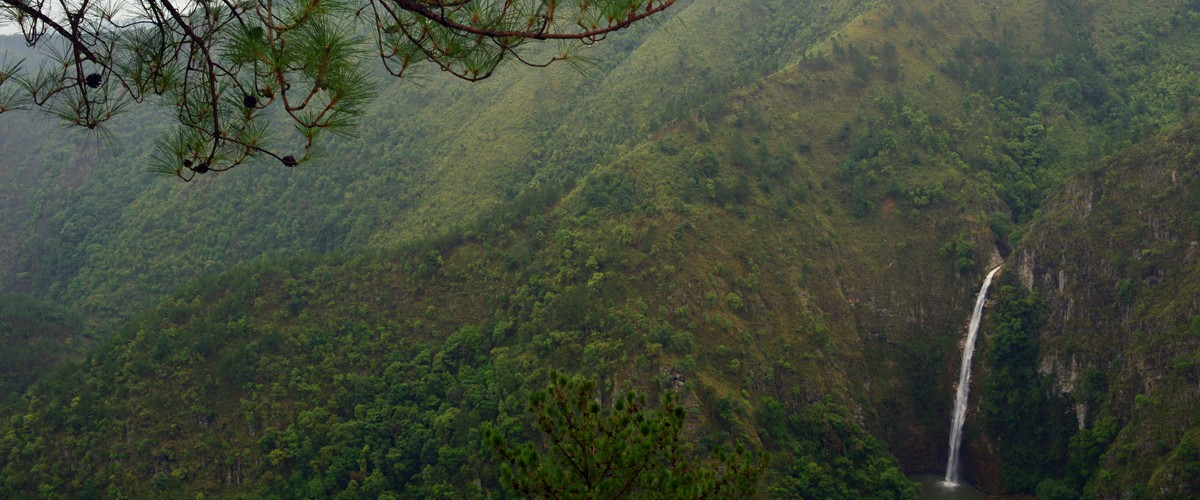Meghalaya - Recommended Tourist Circuits