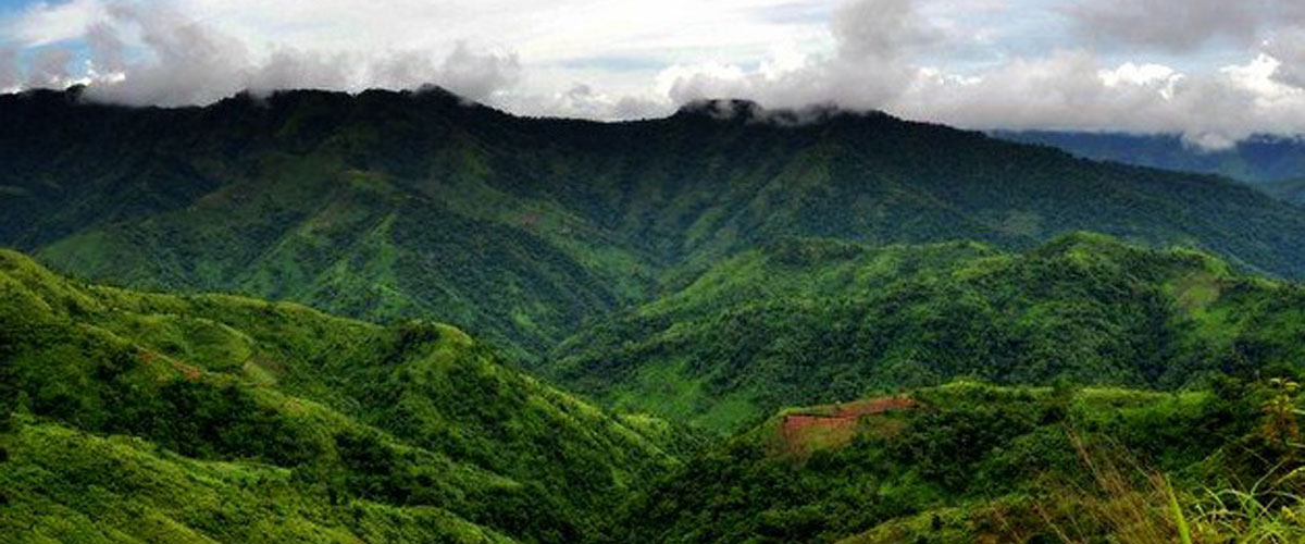 Mizoram - Recommended Tourist Circuits