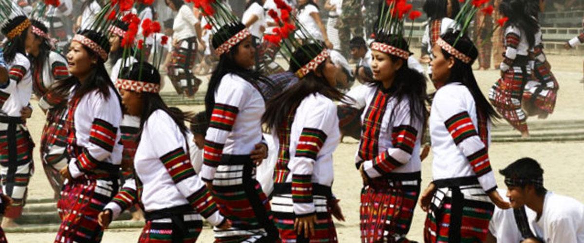 Mizoram - Fairs and Festivals