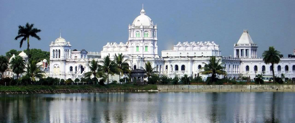 Tripura - Recommended Tourist Circuits