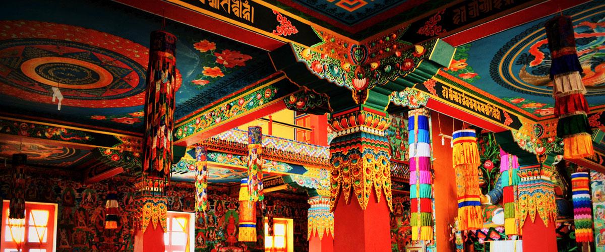 Arunachal Pradesh - Buddhist Pilgrimage