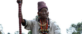 Nagaland Package Tour