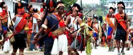 Aoling & Mopin Festival and Kaziranga