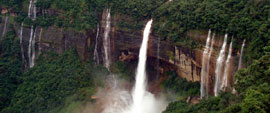 Nagaland Meghalaya and Assam Tour