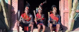 Kohima Hornbill Festival in 1 Day