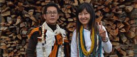 Arunachal Pradesh and Nagaland konyak Tribe